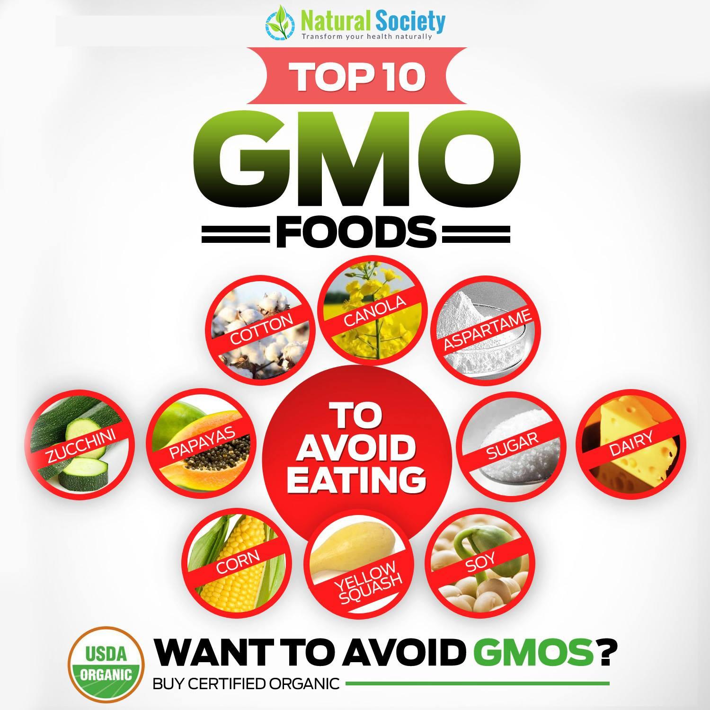 top-10-gmo-foods